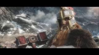 Enanos vs Elfos-El hobbit la batalla de los cinco ejércitos ESPAÑOL.