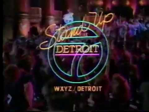 Stand up and tell 'em you're from Detroit - WXYZ-TV bumper, 1993
