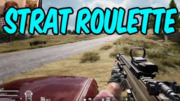 PUBG Strat Roulette Full Session with Teo & the boys