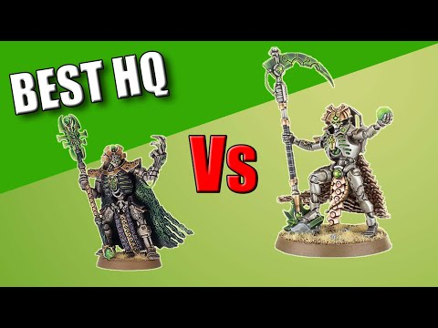 best-necron-hq-8th-edition---imotekh-the-stormlord-vs-necron-overlord