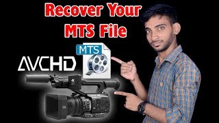 [Hindi] How to Recover MTS File From SD Card | AVCHD Recovery Software | AKS Photography