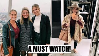 Baixar EVERY OUTFIT WE WORE IN LONDON (try on)