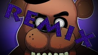 """Five Nights at Freddy's 3 """"Die In A Fire"""" (The Living Tombstone) [Remix]"""