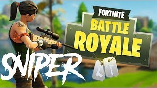 Fortnite Battle Royale | Sniper Montage
