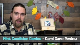 Mint Condition Comics - Card Game Review