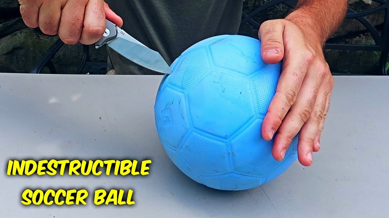 Indestructible Soccer Ball (Football)