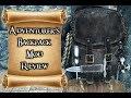 Adventurer's Backpack Review & Showcase! (Skyrim Creation Club Mod)