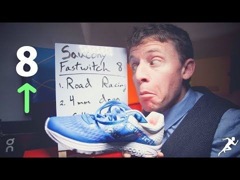 Saucony Fastwitch 8 First Impressions +