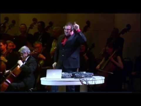 Dj Max Korovaev и Симфонический Оркестр Кинематографии - Popcorn
