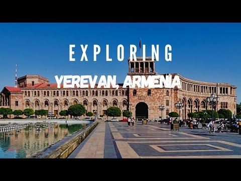 Armenia | Yerevan | Day & Night Tour | Garni Of Temple | Day 1