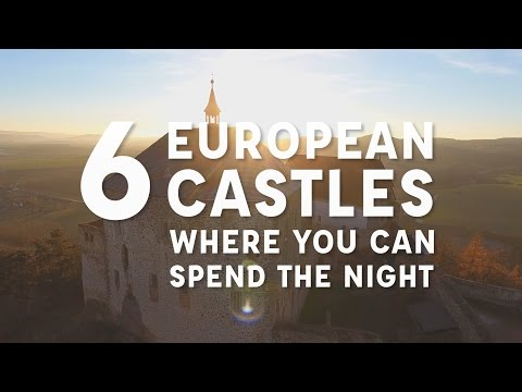 European Castles Where You Can Spend The Night