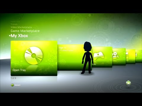 Xbox neXgen Dashboard Drivers Download