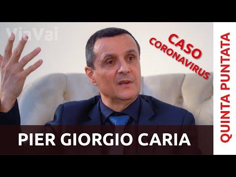 Pier Giorgio Caria: come la società ha reagito al Coronavirus e il ruolo dei media nella vicenda