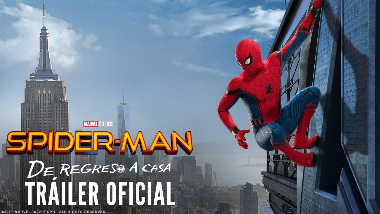 Spider-Man: De Regreso a Casa - Tráiler 2