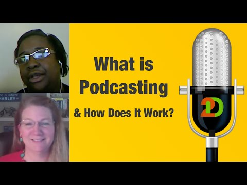 2D Web Solutions  - Episode 9; What is Podcasting and How Does it Work?