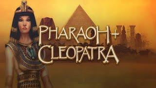 Pharaoh Gold - CONSTRUINDO UMA CIDADE NO EGITO ANTIGO!!! (Gameplay/PC/PTBR)