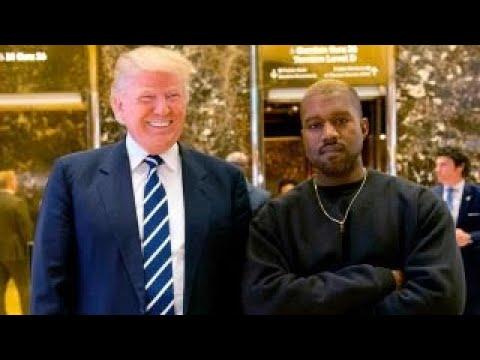 Kanye West criticizes Obama, praises Trump on Twitter