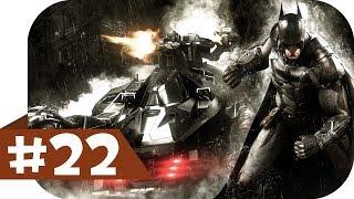 BATMAN: ARKHAM KNIGHT - Prelaz igre / 22. DEO |SRB|