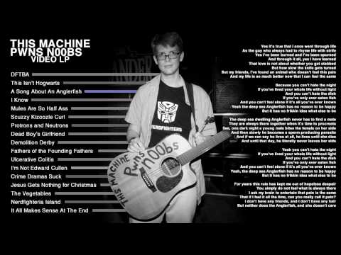 A Song About An Anglerfish By Hank Green - Video LP