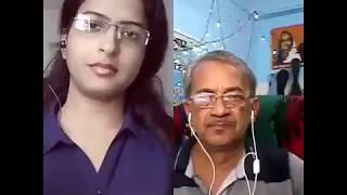 Jara sa jhoom loon main. . . . . . . . by Prabhu Dayal Dixit and Anju