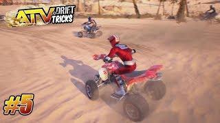 ATV Drift & Tricks - PS4 Pro Gameplay Playthrough - Tricky Tracks (PRo) PART 5