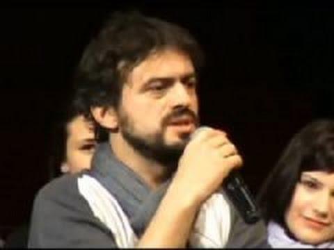 Sergej Trifunović u mjuziklu Kosa