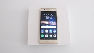 Huawei P9 Lite (Gold) - Unboxing