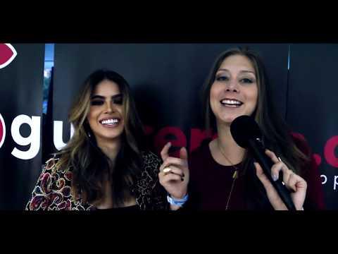 Entrevista a la modelo Manuela Puerta en la Universidad Webcam