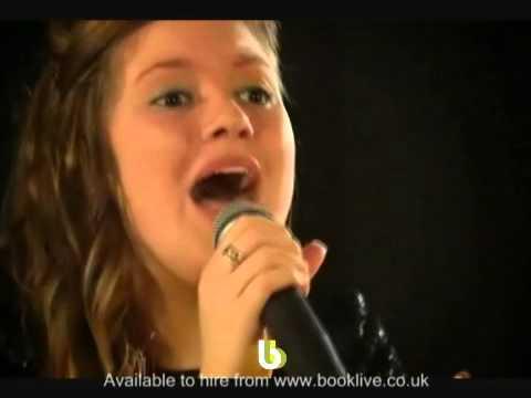 Book Live Music: Cabaret Singer