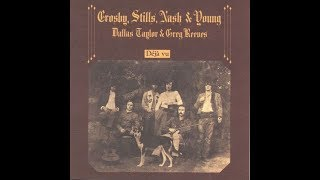 "From the 1970 album "" Déjà Vu "" Great Pedal Steel Guitar by Jerry G..."