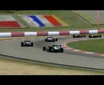 F3 FFSCA Nurburgring Série 1 Phoenix Racing Team