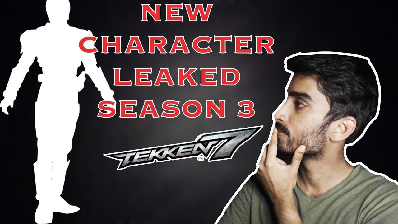 Leaked Guest Character Tekken 7 Season 3 Updates Youtube
