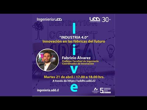 """Webinar: """"Industria 4.0 Innovación en las fábricas del futuro"""""""