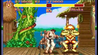 Super Street Fighter II - The New Challengers - -Playthrough- Vizzed.com - User video
