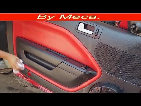 How to Repair Ford Mustang Doors Panels. DIY ( 2005- 2014).