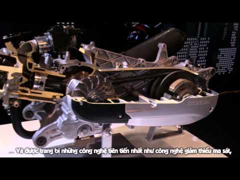[Autovina] - Cận cảnh Honda Air Blade 2013