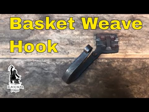 Basket weave hook, a first look