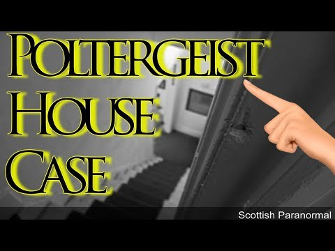 Poltergeist House Rotherham | In Search Of The Poltergeist