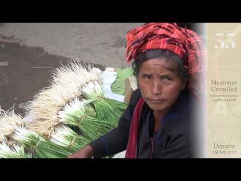 Myanmar Unveiled - Latitude 33 Luxury Tour