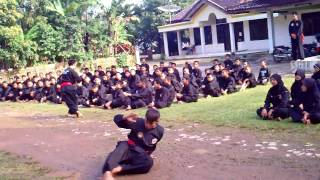 Kenaikan Sabuk Perguruan Pencak Silat Satria Muda Indonesia PPS - SMI (Video I)