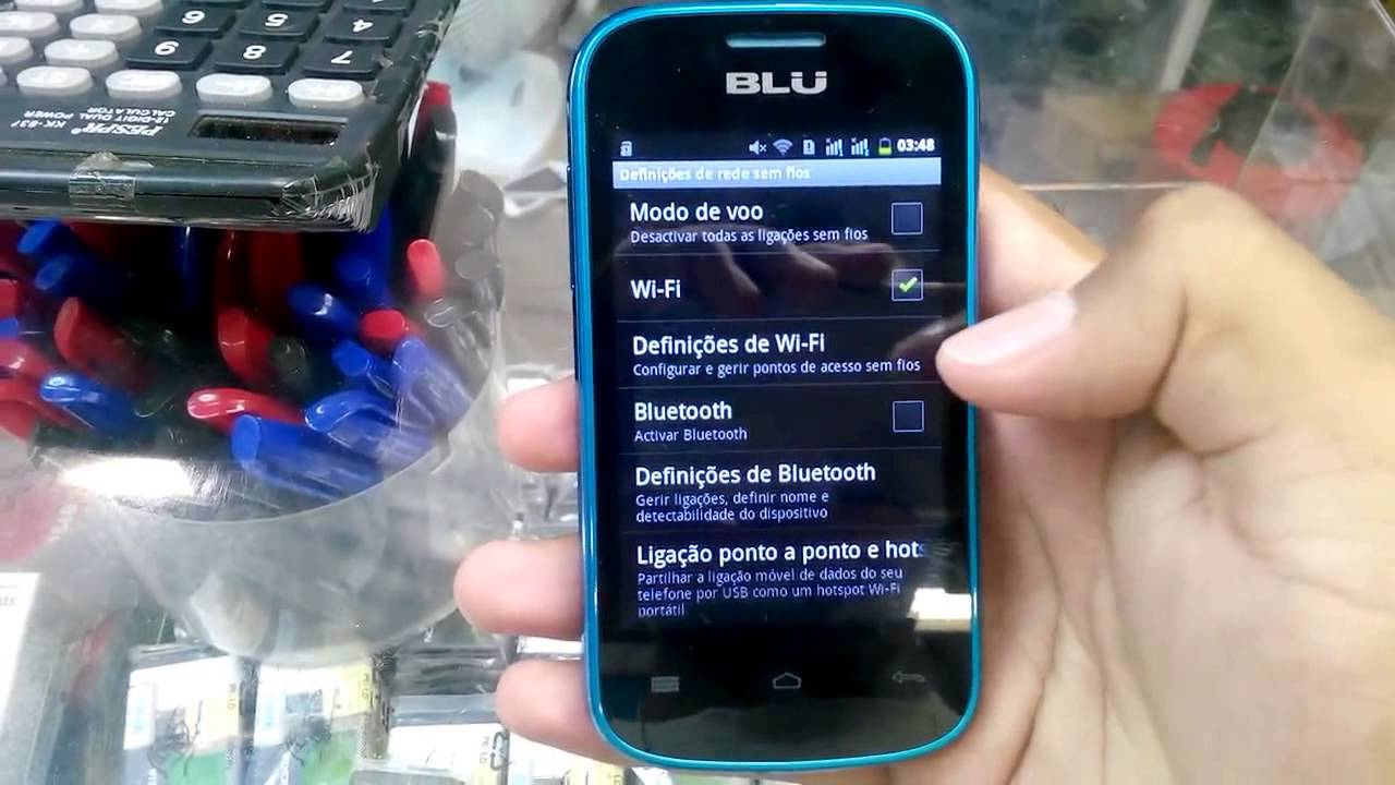 como rastrear un celular blu