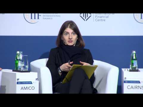 SESSION VIII: DEEPENING AND DIVERSIFYING MENA'S FINANCIAL MARKETS