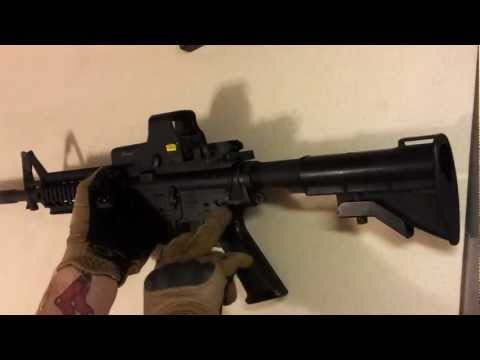 DPMS AR15 Review - Disassembly and Reassembly Tutorial