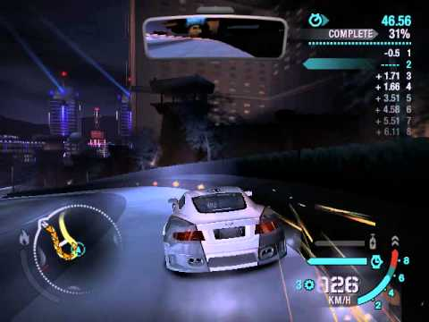 Need For Speed Carbon Car Gameplays Wolf S Aston Martin Db9 Youtube