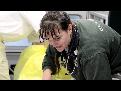 Virginia Beach volunteer rescue squads a hub of service, hands-on learning for EVMS students