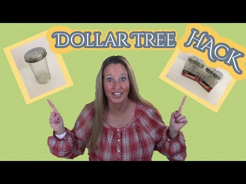 Dollar Tree HACK!!!