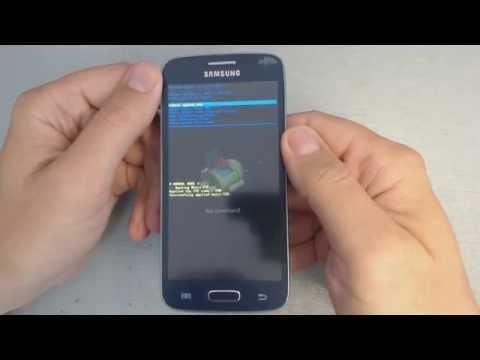 Como resetear Samsung Galaxy Express 2 G3815