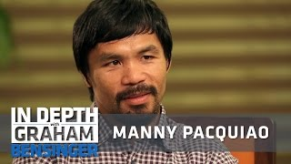 Manny Pacquiao: I ran away from home