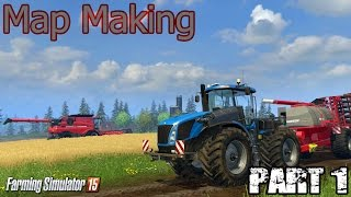 Giants Editor - Building A Map For FS15 - Part 1