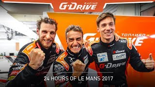 Qualifying | 24 Hours of Le Mans 2017 | G-Drive Racing